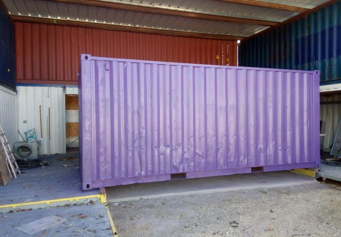 Container 20 Dry Classe B