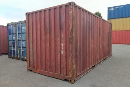 Container 20 pieds occasion grade B