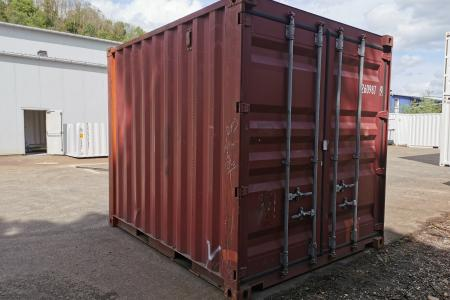 Container 10 pieds occasion Le Havre
