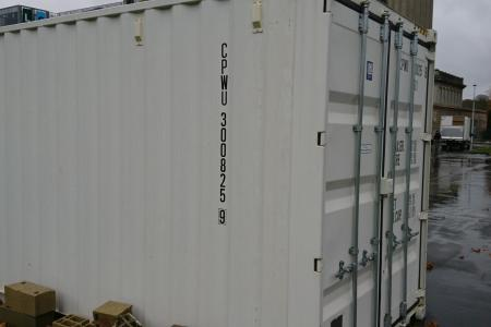 Container 20' Snack