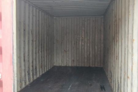 Container 20 pieds Dry occasion