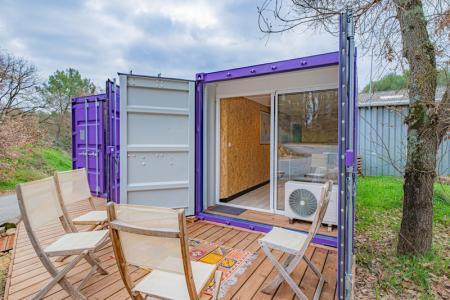 CoZy Loft®  : bureaux et studios en container