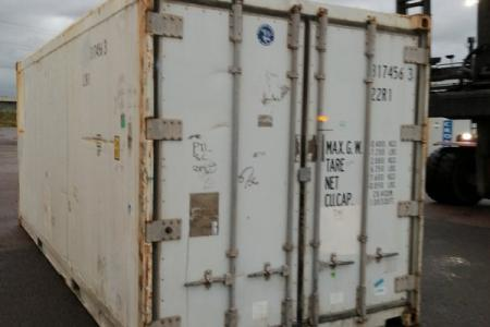 Container 20 pieds Reefer
