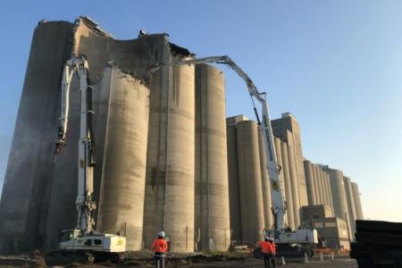 Mise à disposition de modules Seveso pour un chantier sur le port du Havre