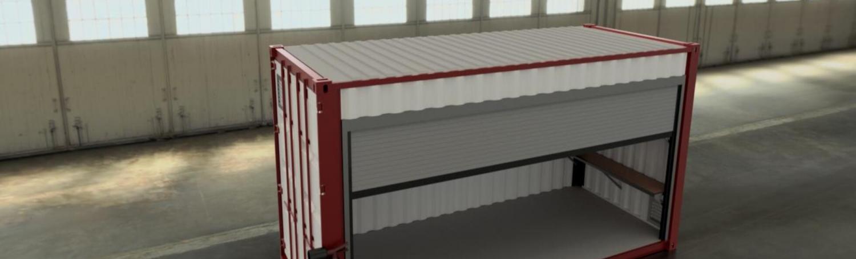 Container-Z lance Chemical-Z® pour stocker vos produits dangereux!