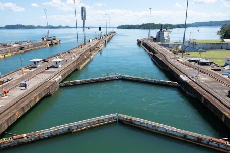 Transport maritime et goulets d'étranglement  Partie 1 : le canal de Panama