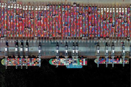 L'histoire du port de Rotterdam