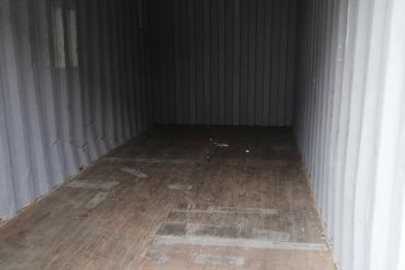 Container 20' Dry au Havre
