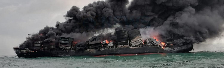 Incendie du X-press Pearl, que s'est-il passé?