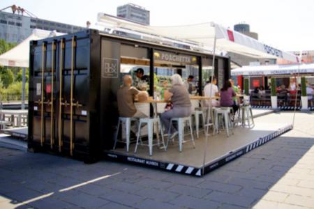 Où acheter des containers restaurants / snacks / bars ?