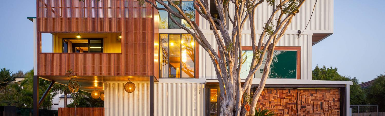 Quand l'architecture et le design rêvent de containers