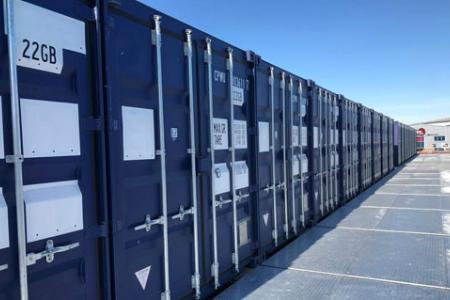 Self stockers : Avez-vous pensé au container?
