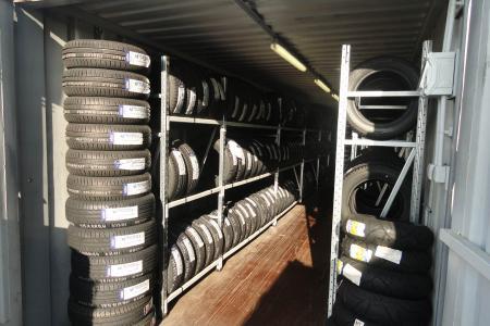 Comment optimiser le stockage des pneumatiques ?