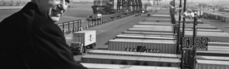 L'histoire du container