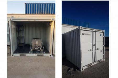 Nouveau chez ContainerZ , la Filterbox®