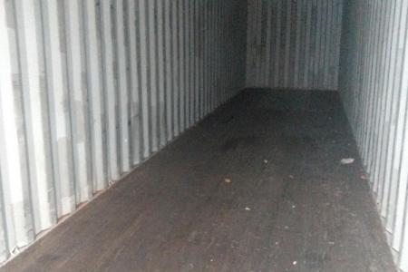 Container 40' standard à Marseille occasion très bon état