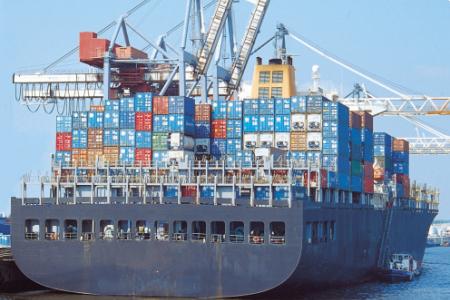 Conteneurs pour l'export