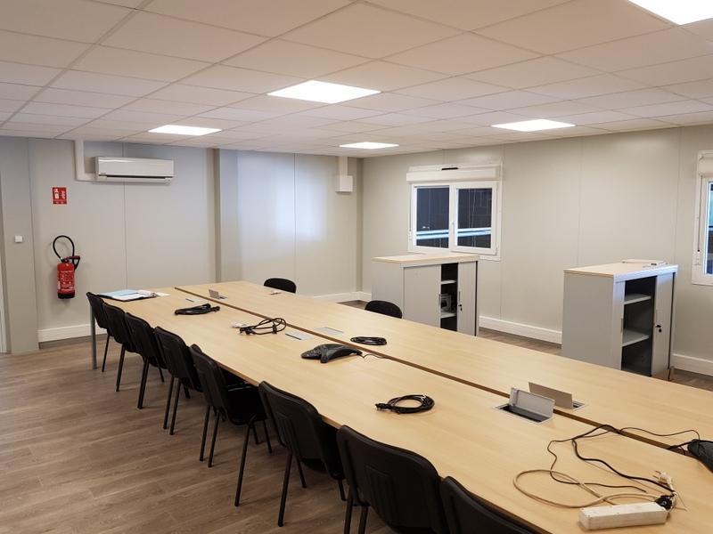 Salle de réunion dans Bungalows