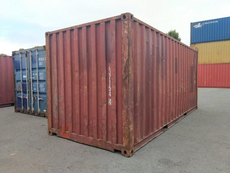 Un container classe B